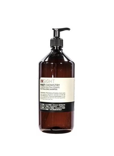 Insight Insight Post Chemistry Yıpranmış Saçlar İçin Kimyasal İşlem Sonrası Şampuan 900 Ml Renksiz